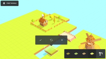 Pocket Build взломанный (Мод много денег)