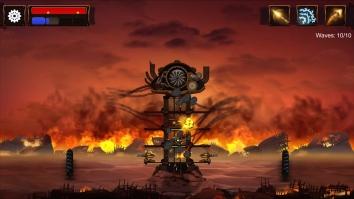 Steampunk Tower 2 взломанный (Мод много денег)