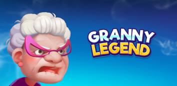 Granny Legend взломанный (Мод много денег)