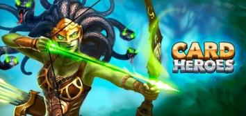 Card Heroes взломанная (Mod на деньги)