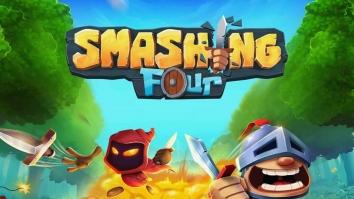 Smashing Four взломанный (Мод много денег)