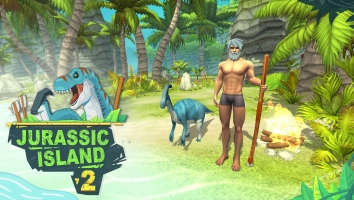 Jurassic Island 2: Lost Ark Survival взломанный (Мод много денег)