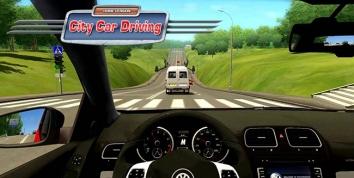 City Car Driving полная версия (Взломанный)