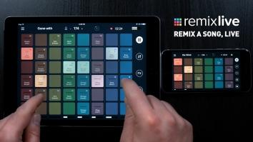 Remixlive - Remix & sample music Мод полная версия / все паки