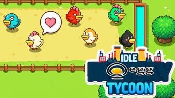 Idle Tycoon Egg взломанная (Mod на деньги)