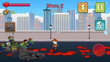 Two guys & Zombies взломанный (Мод много денег)