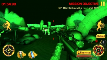 Wild Hunter 3D взлом (Мод много денег)