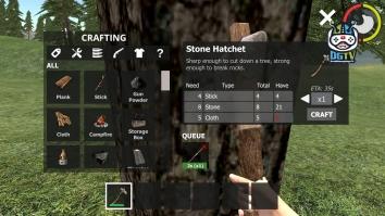 Forest Survival взломанный (Мод много денег)