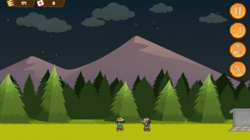 Zombie Forest HD: Survival взломанный (Мод много денег)