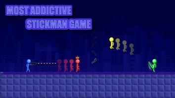 Stick Man Game взломанный (Мод много денег)