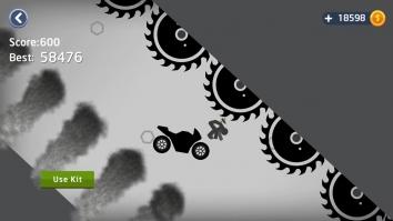 Stickman Falling взломанный (Mod: много денег)