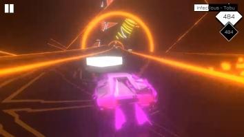 Music Racer взломанный (Мод много денег)