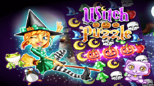 Witch Puzzle