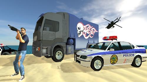 взломанный truck driver city crush apk