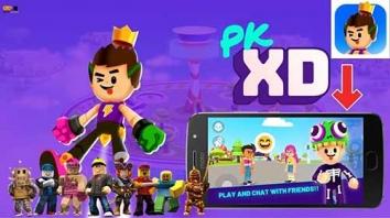PK XD взломанный (Мод много денег)