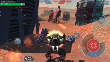 War Robots взломанный (Мод много денег)