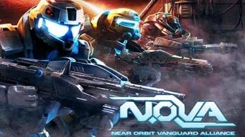 N.O.V.A. 2 - Near Orbit Vanguard Alliance взломанный (Мод на деньги)