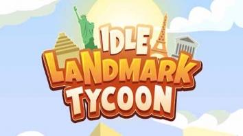 Idle Landmark Tycoon взломанный (Мод много денег)
