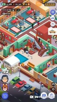 Hotel Empire Tycoon-Кликер Игра Менеджер Симулятор взломанный (Мод много денег)