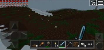 Worldcraft: Блок Крафт Выживание взломанный (Мод много денег)