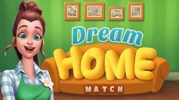 Dream Home Match взломанный (Mod: много денег)