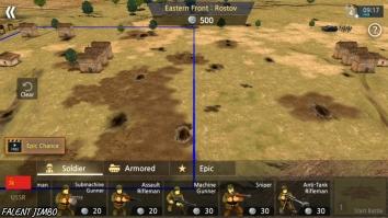 WW2 Battle Front Simulator взломанный (Mod: много кристаллов)
