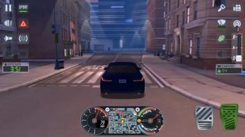 Taxi Sim 2020 взломанный (Мод много денег)
