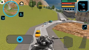 Truck Driver City Crush взломанный (Мод много денег)