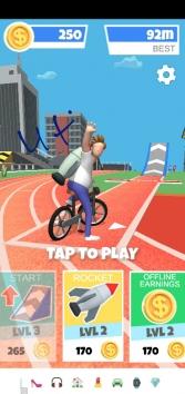 Bike Hop: 3D Гонки, покори бездорожье! взломанный (Мод много денег)