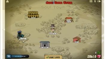 Взломанный Swords and Souls: A Soul Adventure (Mod на деньги)