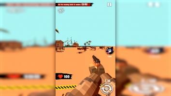 Merge Gun: Shoot Zombie взломанный (Мод много денег)