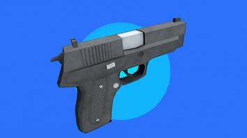 Gun Shooter - Лучший вызов времени съемки взломанный (Мод много денег)