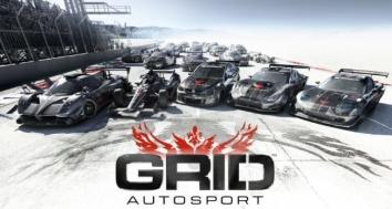GRID Autosport (полная версия / Мод разблокировано)