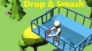 Drop & Smash взломанный (Мод много денег)