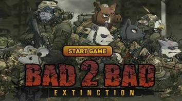 BAD 2 BAD: EXTINCTION взломанный (Мод Premium/много денег)