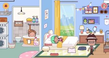 Miga Город : Квартира взломанный (Мод все открыто)