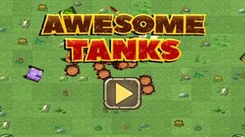 Awesome Tanks - Крутые Танки взломанный (Мод много денег)
