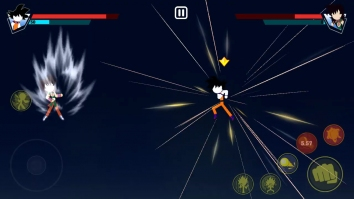 Stick Battle Fight взломанный (Мод много денег)