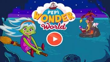 Pepi Wonder World взломанный (Мод все открыто)