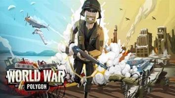 World War Polygon: шутер про Вторую мировую взломанный (Мод много денег)