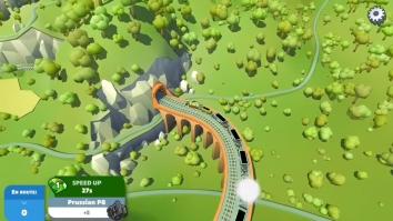 Train Station 2: Стратегия-симулятор с поездами взломанный (Мод много денег)
