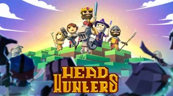 HeadHunters io взломанный (Мод много денег)