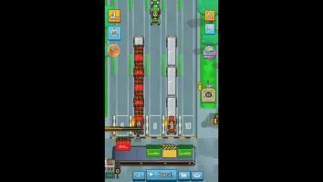 Взломанный Transport It! - Idle Tycoon (Мод много денег)
