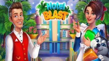 Hotel Blast взломанный (Мод много ключей и денег)