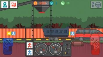 Best Trucker Pro взломанный (Мод много денег)