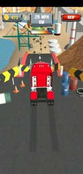Взломанный Stunt Truck Jumping (Мод много денег)