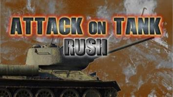 Атака на Танк: Rush - Герои Второй мировой войны взломанный (Мод много денег)