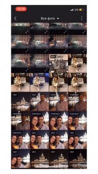 Polarr редактор фото взлом (Мод все фильтры)