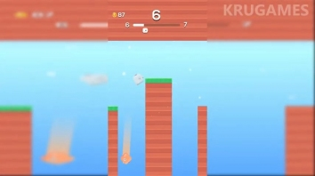Square Bird 2 взломанный (Mod: много денег)