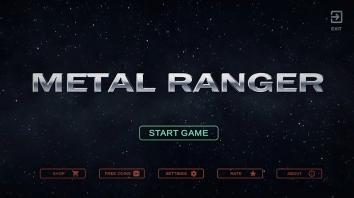 Metal Ranger. Шутер платформер (Мод полная версия)